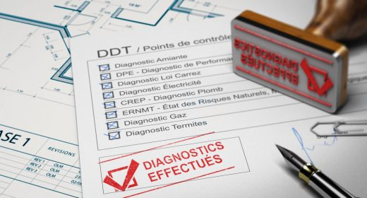 diagnostic appartement vente