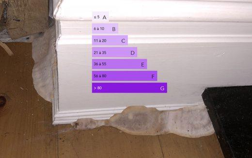 merule appartement diagnostic